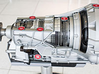 Ford 10R80 automatic transmission
