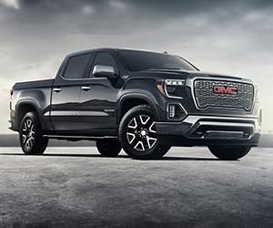 2019 GMC Sierra 1500 with 3.0L Duramax diesel