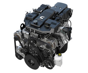 6.7L Cummins turbodiesel