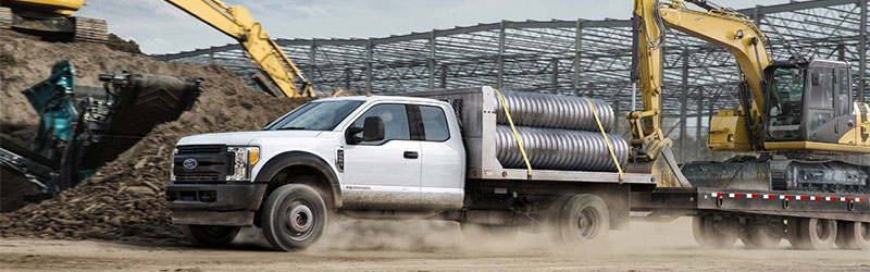 2018 Ford Super Duty chassis cab