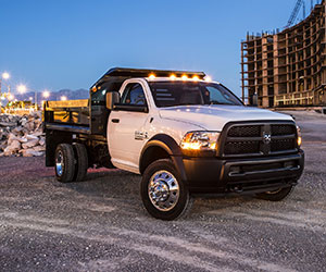 2016 Ram chassis cab