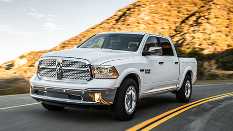 2016 EcoDiesel equipped Ram 1500