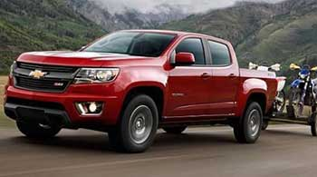 Diesel Chevrolet Colorado