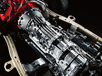 Aisin A466ND transmission found in Nissan Titan XD