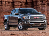 GMC Canyon midsize pickup