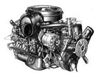 350 Oldsmobile diesel engine