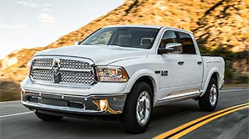 EcoDiesel equipped Ram 1500