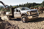 2017 Ford Super Duty chassis cab