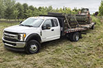 2017 Super Duty flatbed