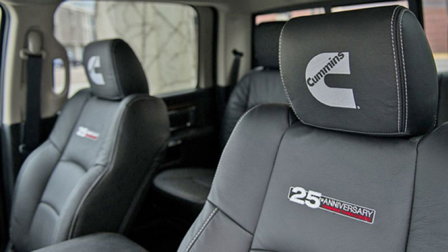 Awesome Dodge Ram Seat Covers With Cummins Logo Machost Co Dining Chair Design Ideas Machostcouk