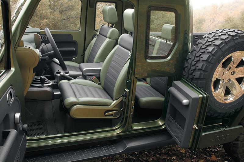 Jeep Gladiator Pickup 2 8l Diesel