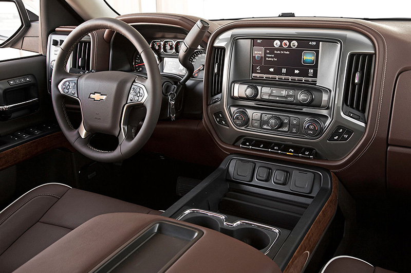 Chevrolet Introduces High Country Package