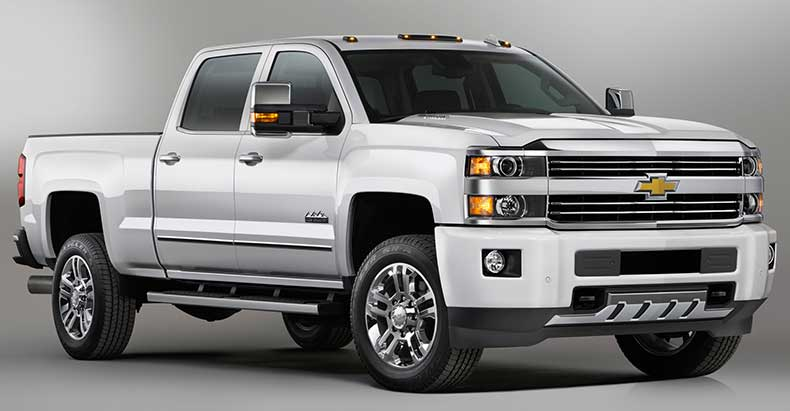 Silverado HD High Country
