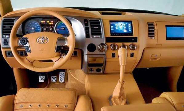 Toyota Concept Truck Diesel >> Toyota Tundra Diesel Concepts Speculation