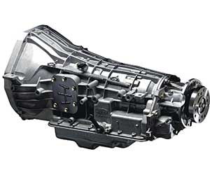 Ford 5R110W TorqShift automatic transmission