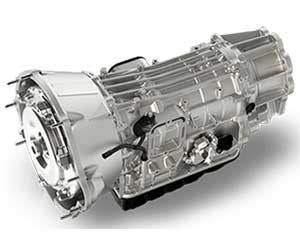 Aisin AS69RC automatic transmission