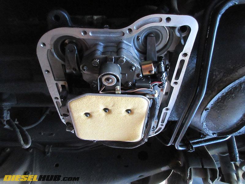 97 dodge ram 2500 transmission fluid