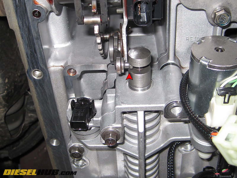 2008 f250 transmission range sensor