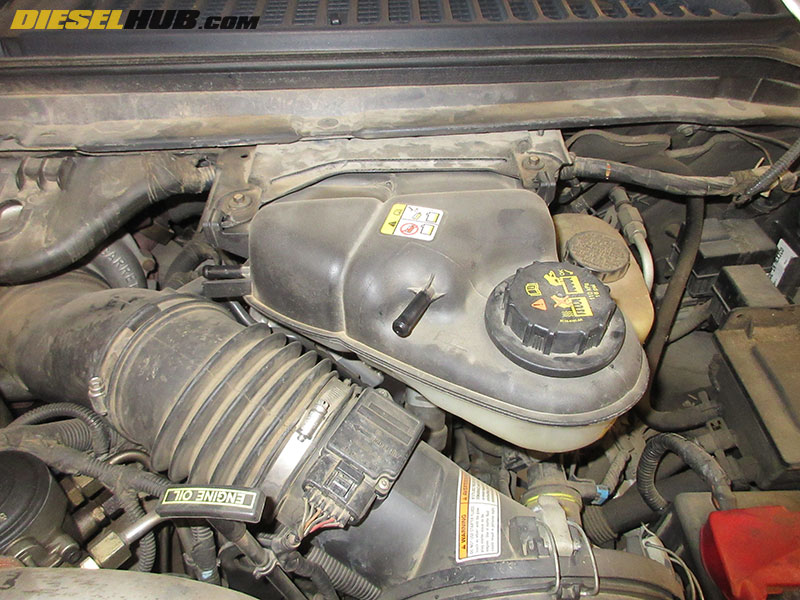 2004 Ford 60 Icp Sensor Location