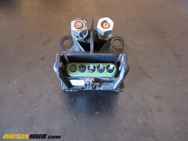 6 2l Amp 6 5l Gm Detroit Diesel Glow Plug Controller Replacement