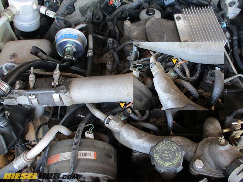 6.5L GM/Detroit Diesel Temperature Sensor Replacement ...