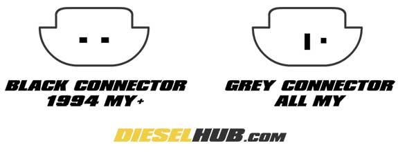 6 5L GM/Detroit Diesel Temperature Sensor Replacement Procedures