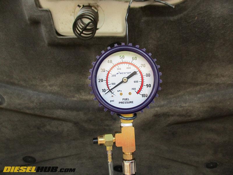 6 5L GM Diesel Fuel System Bleeding Procedures