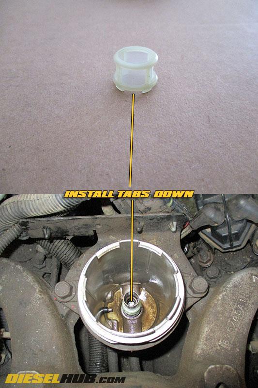 [GJFJ_338]  6.5L GM Diesel Fuel Filter Replacement Procedures | Chevrolet Truck P30 Fuel Filter |  | Diesel Hub