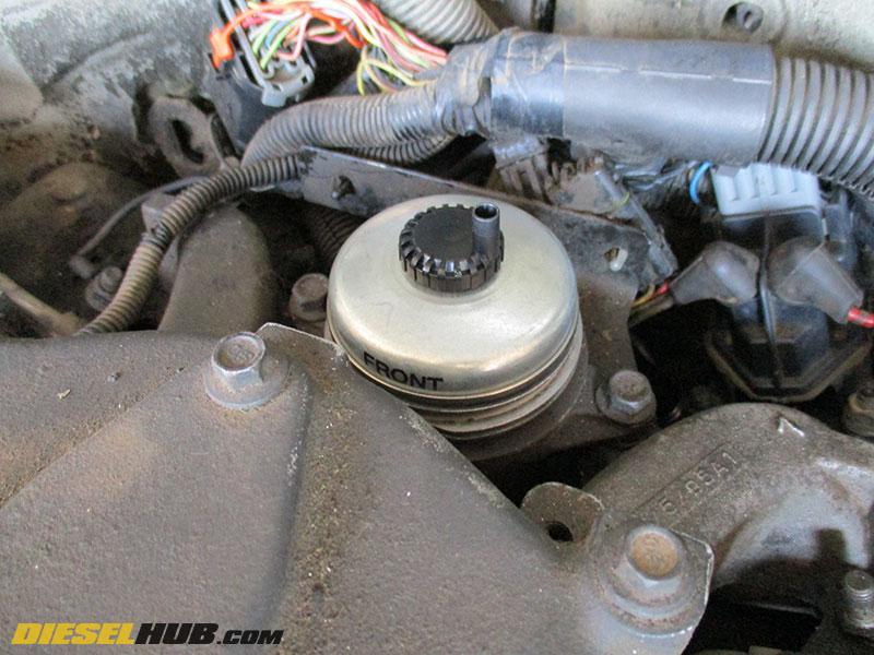 6.5L GM Diesel Fuel Filter Replacement ProceduresDiesel Hub
