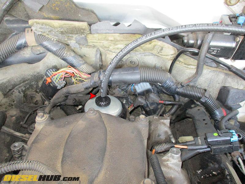 6 5L GM Diesel Fuel Pump (Lift Pump) Replacement Procedures