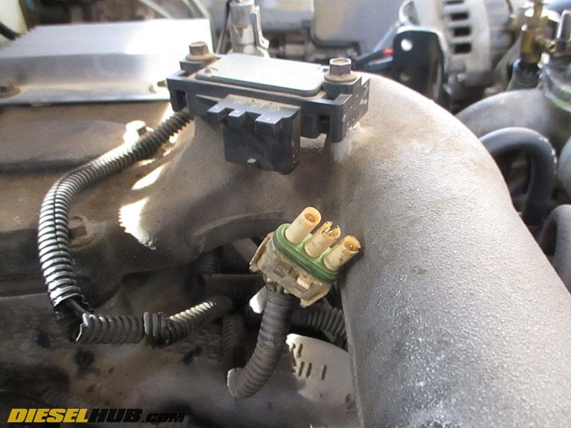 6 5L GM Diesel MAP (Boost) Sensor Replacement Procedures