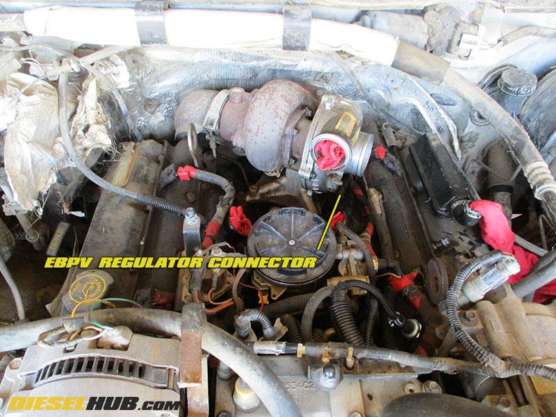 7 3L Power Stroke EBPV Delete Guide & Procedures