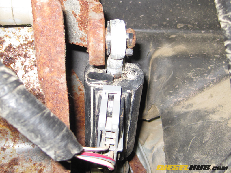 1992 1997 F Series Clutch Pedal Bushing Replacement