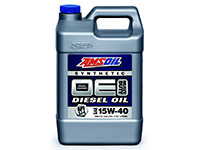 Amsoil OE synthetic diesel engine oil