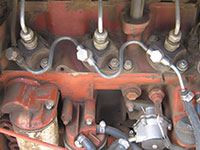 Deutz 1011 injector pumps