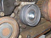 Deutz 1011 timing belt tensioner