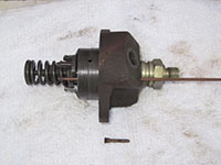 Injector pump installation tip