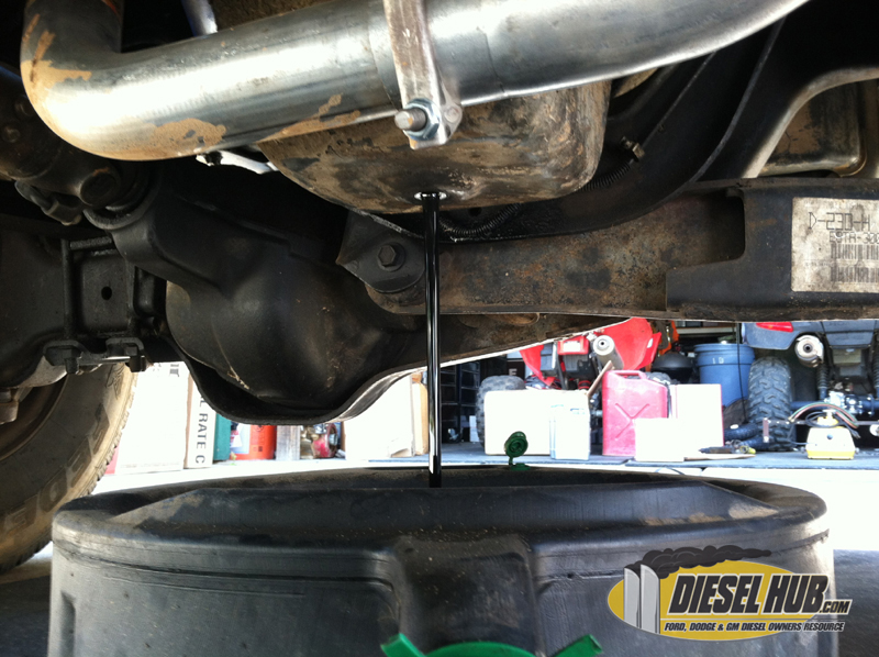 69l 73l Idi Diesel Oil Change Procedures Selection Guide: Ford Territory Oil Filter Location At Bitobe.net