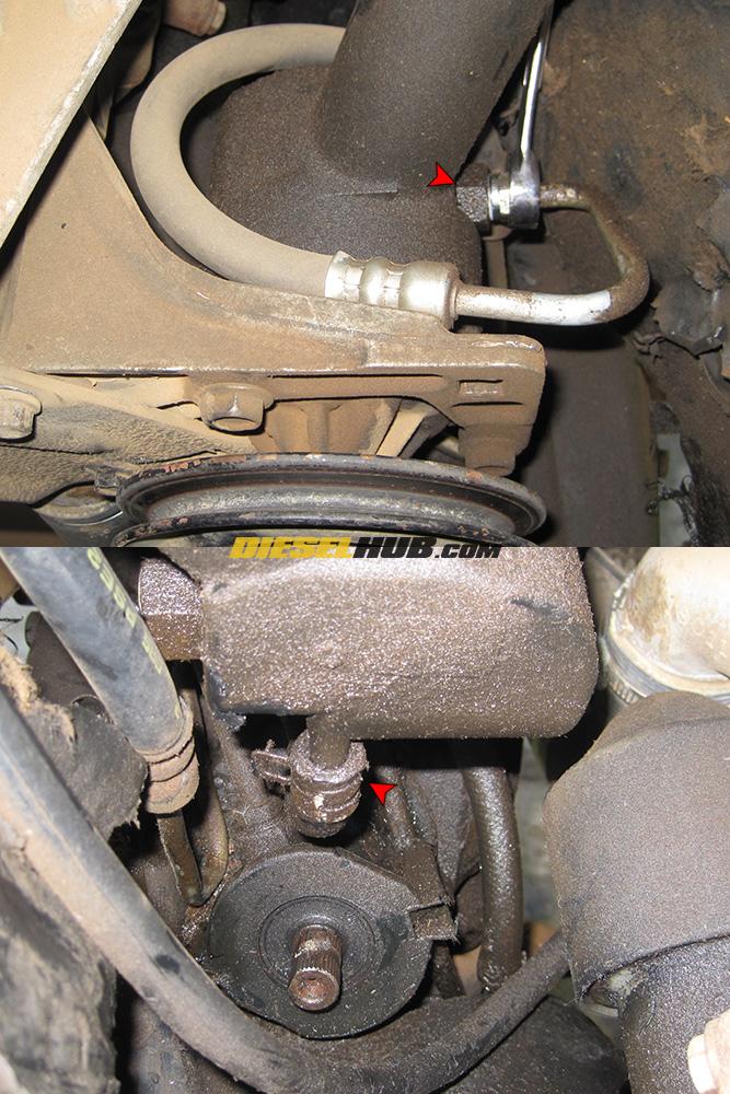 6.9L & 7.3L IDI Oil Cooler Rebuild & O-ring Replacement Guide  Idi Temr Wiring Diagram on