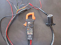 verifying wire purpose with multimeter